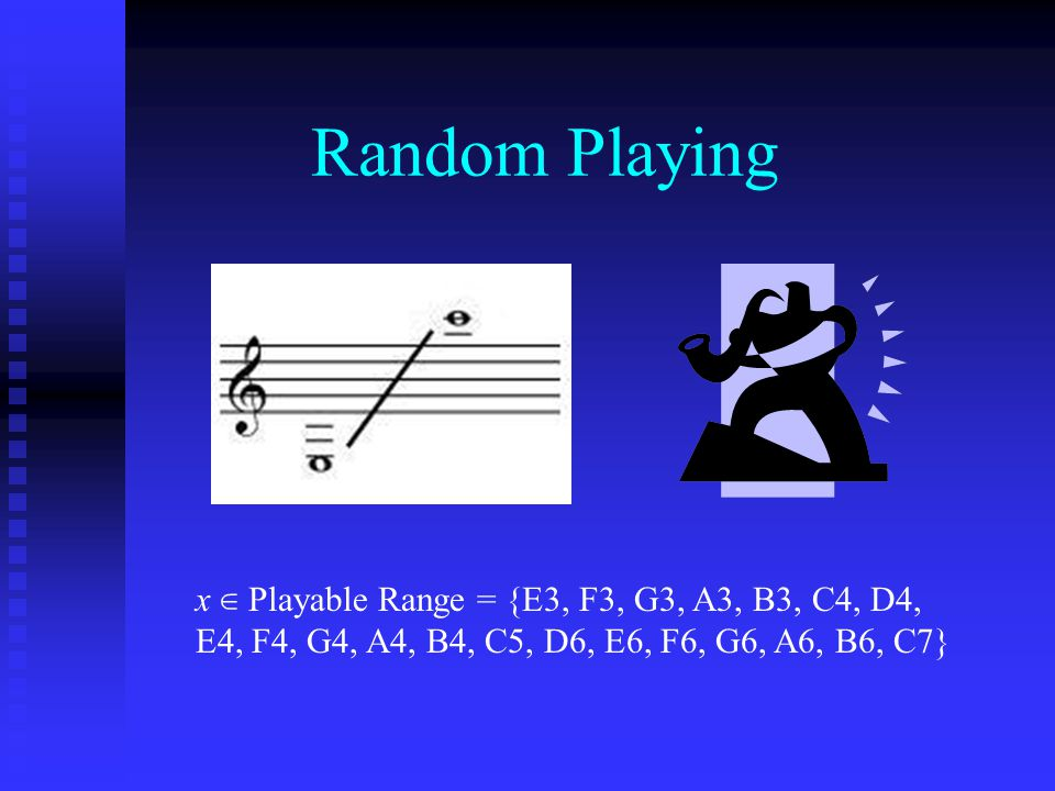 HS Operators 1.Random Playing 2.Memory Considering 3.Pitch Adjusting 4.Ensemble Considering 5.Dissonance Considering