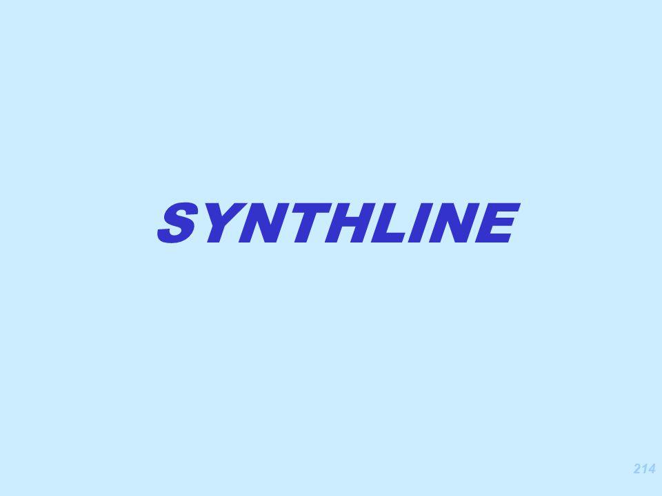 214 SYNTHLINE