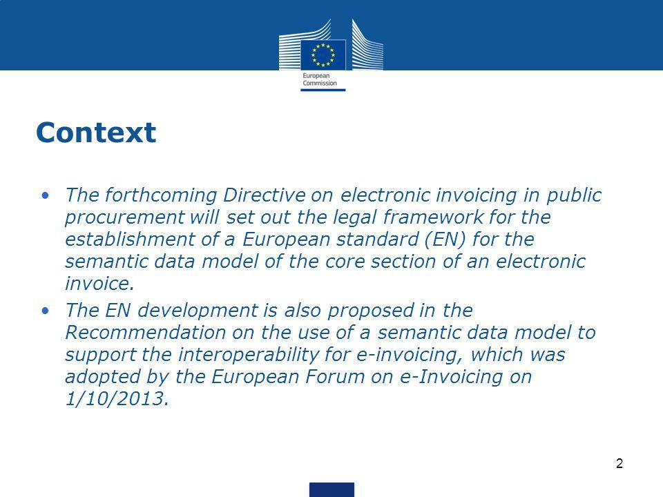 Provisions of Regulation (EU) 1025/2012 Article 10 - Standardisation requests to European standardisation organisations 1.