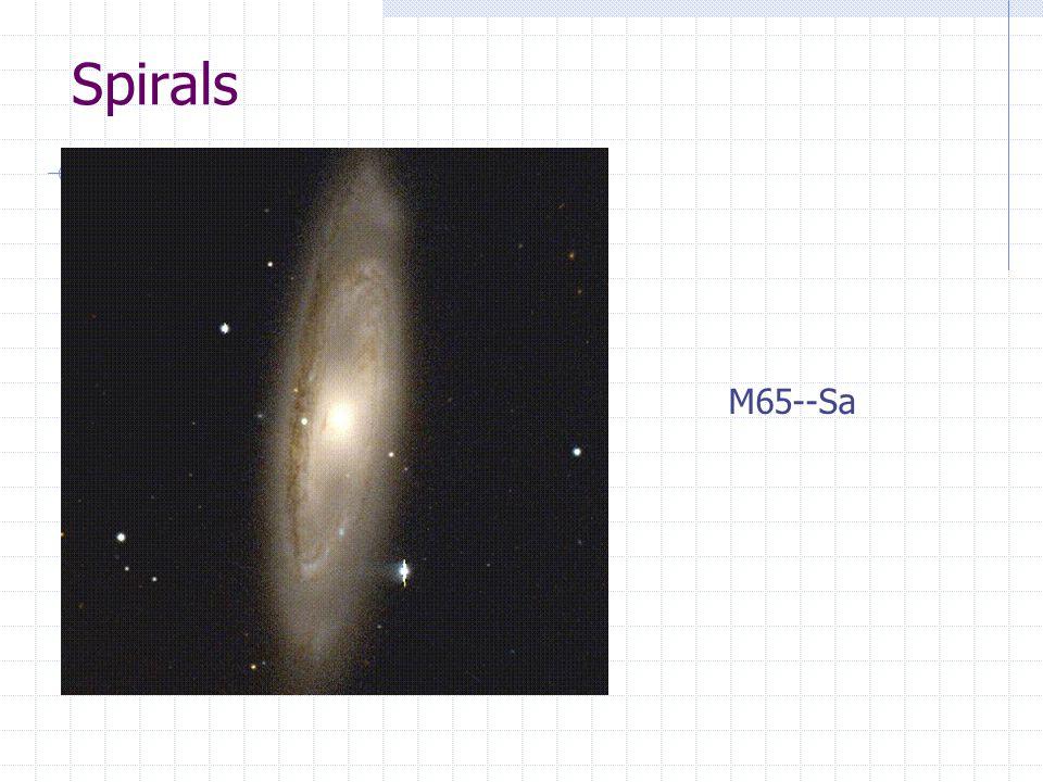 Spirals M65--Sa