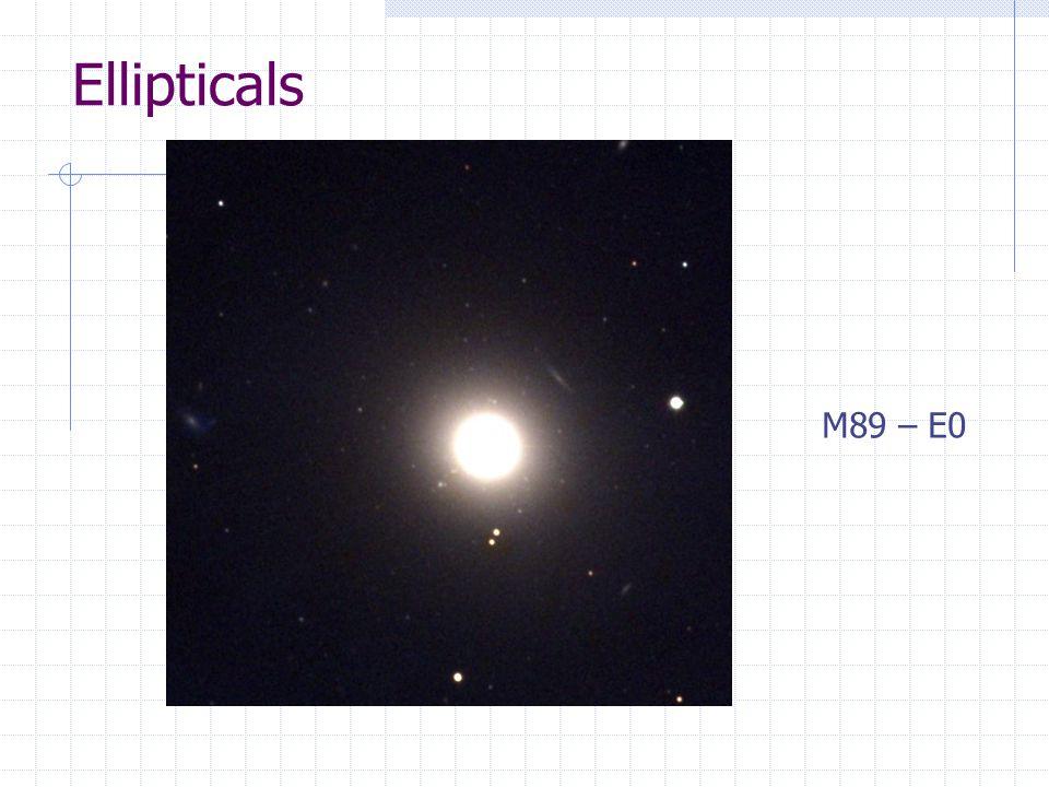 Ellipticals M89 – E0
