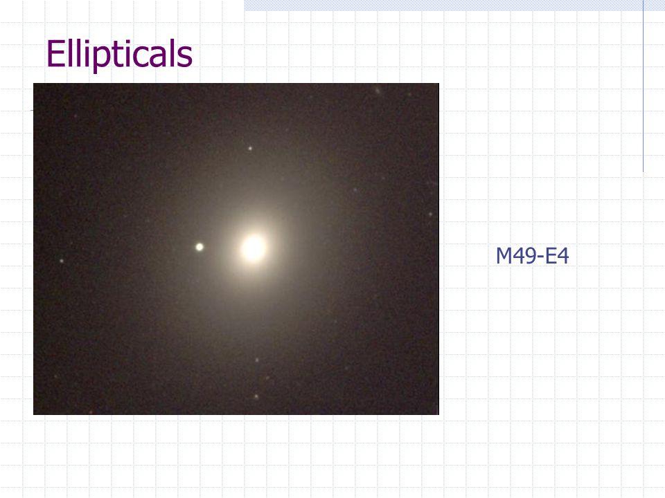 Ellipticals M49-E4