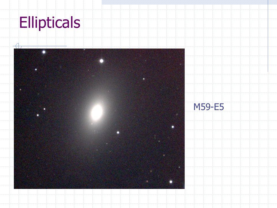 Ellipticals M59-E5