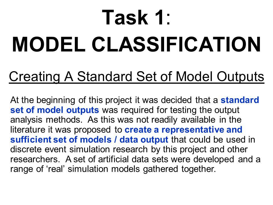 Cash et al 1992: AR(1); M/M/1; Markov Chain.Robinson 2007: AR(1); M/M/1.