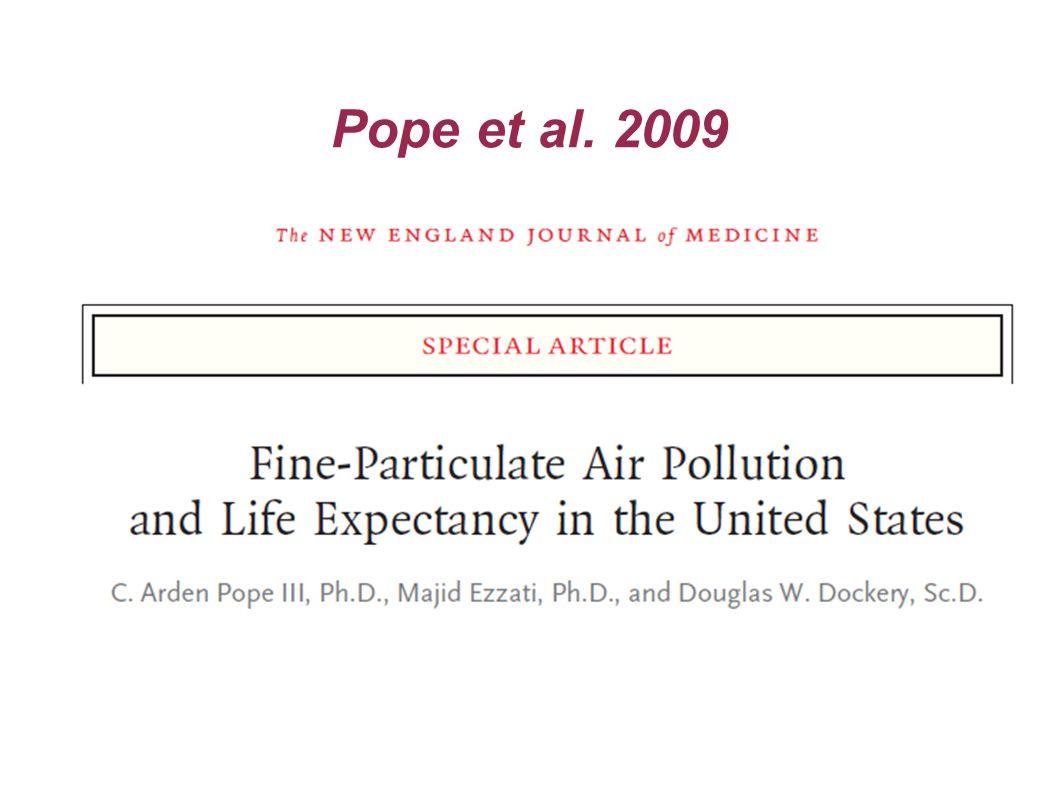 Pope et al. 2009