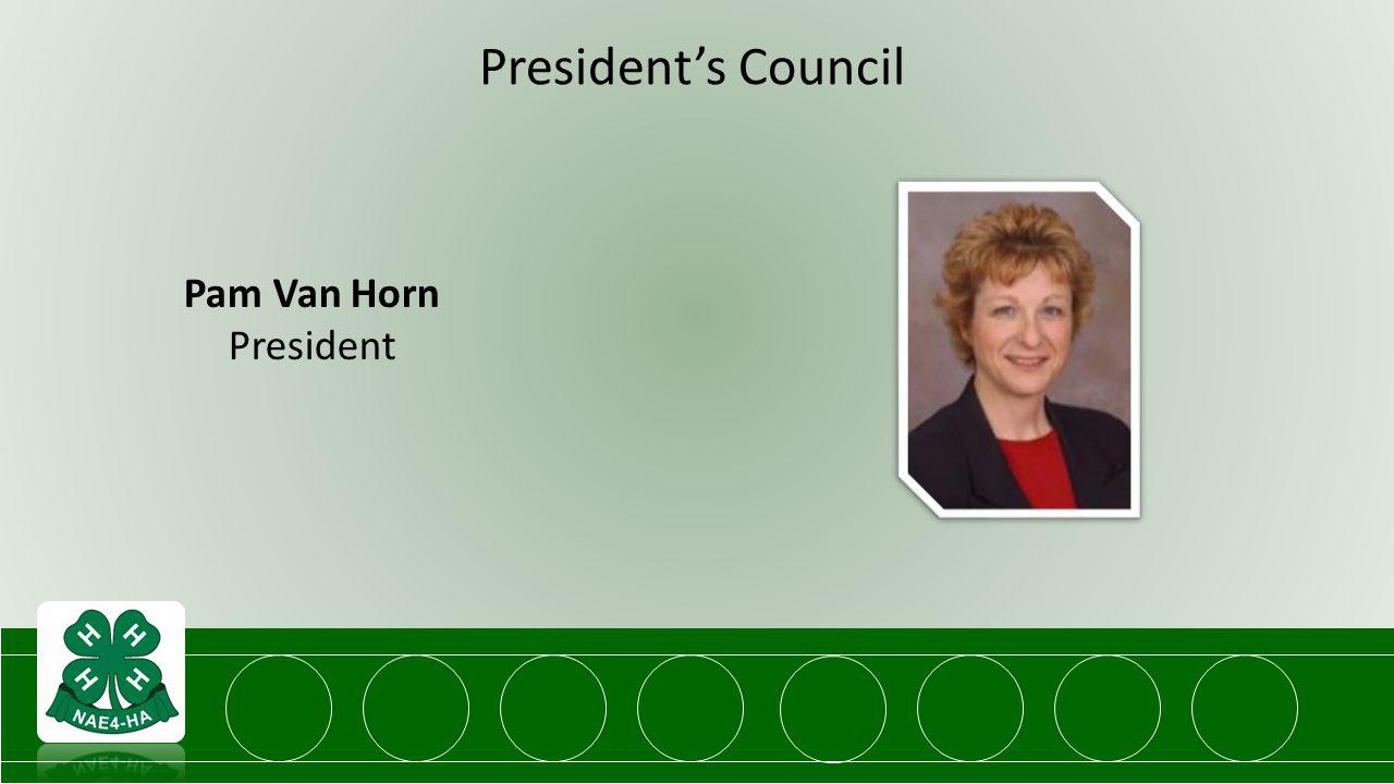 President's Council Pam Van Horn President