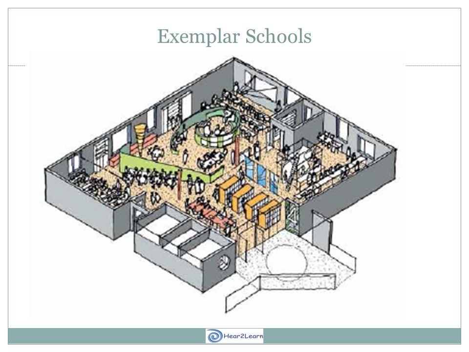 Exemplar Schools