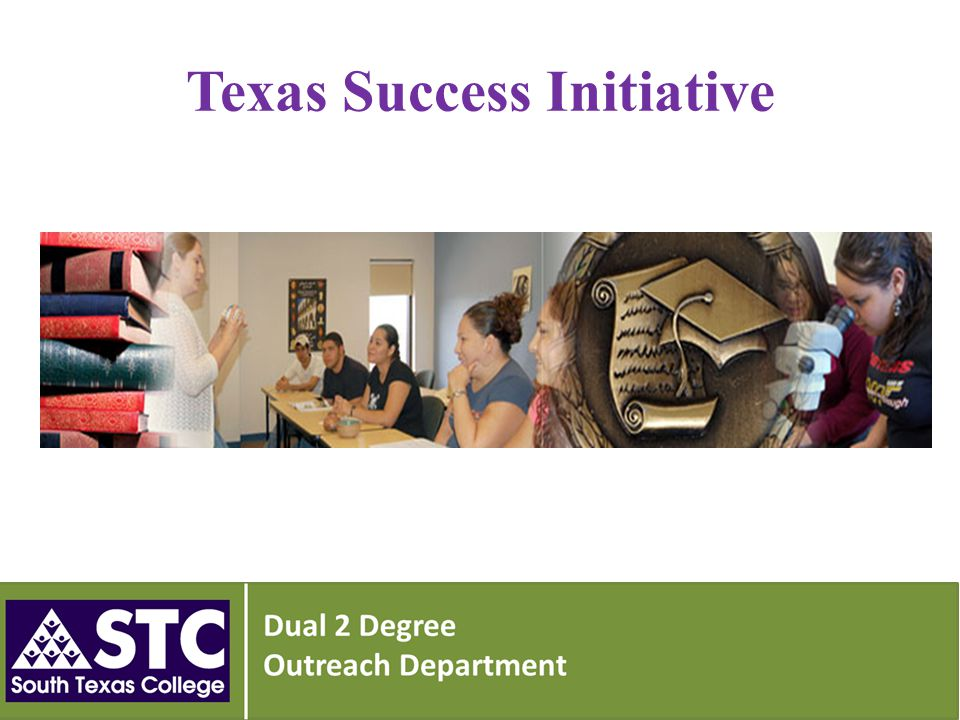 STC Scholastic Success Policy All students are expected to meet academic standards for coursework completed at STC.