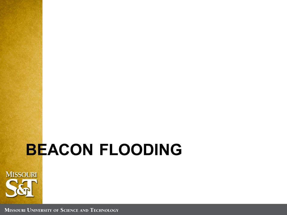 BEACON FLOODING