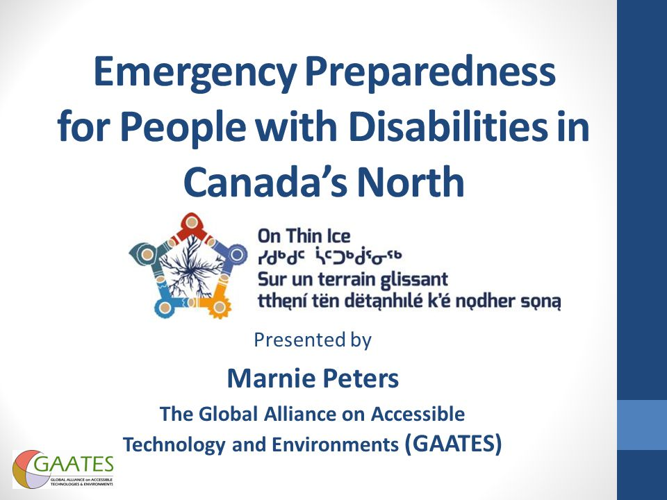 Northern Challenges Extreme conditions: extreme cold, 3-5 day blizzards, flooding, forest fires, supply chain disruptions Winter – 24 hours of darkness