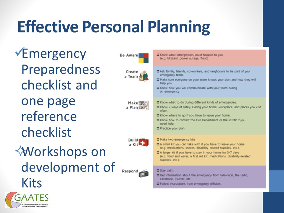 Effective EMO Response Disability Awareness Training of First Responders  Involvement with Emergency practice scenarios and exercises