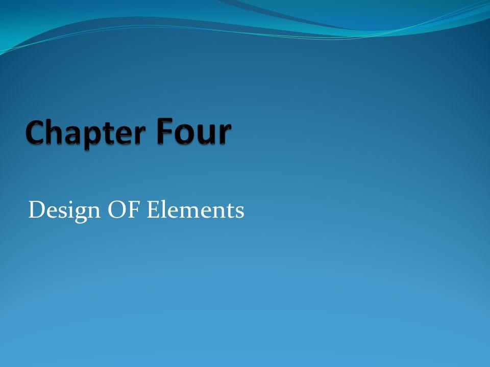 Design OF Elements