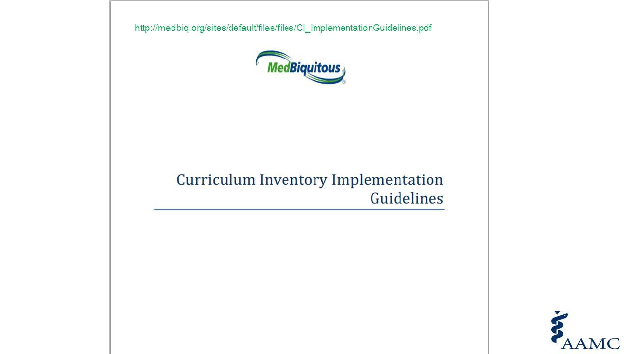 http://medbiq.org/sites/default/files/files/CI_ImplementationGuidelines.pdf