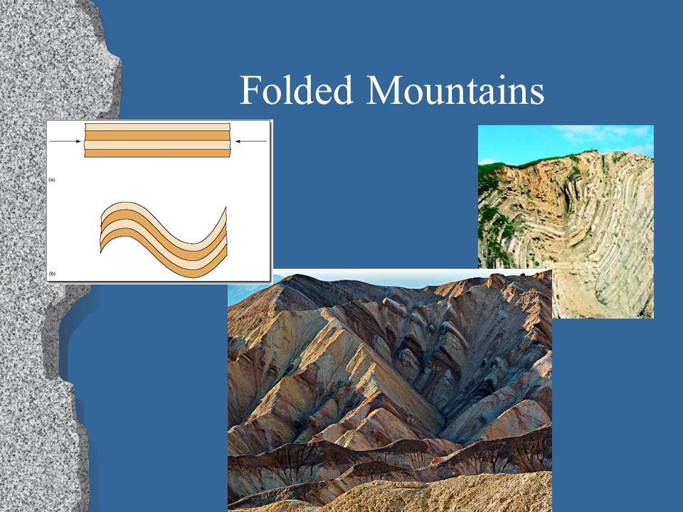 Upwarped Mountains