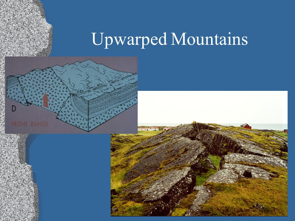 Upwarped Mountains