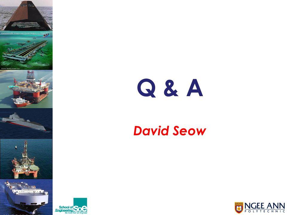 Q & A David Seow