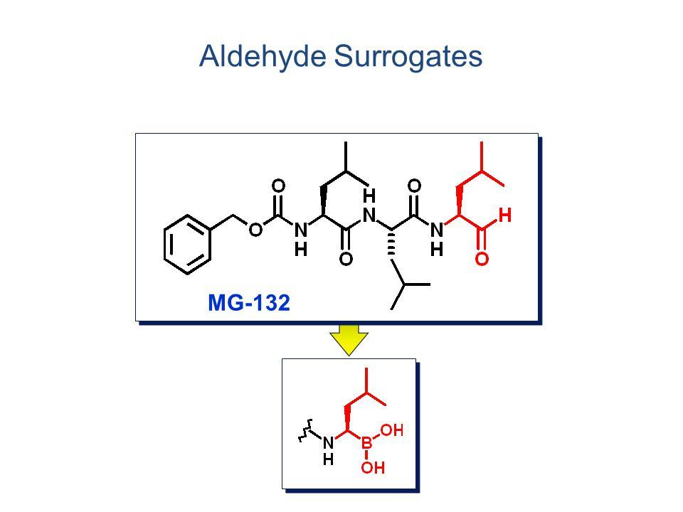 MG-132 Aldehyde Surrogates