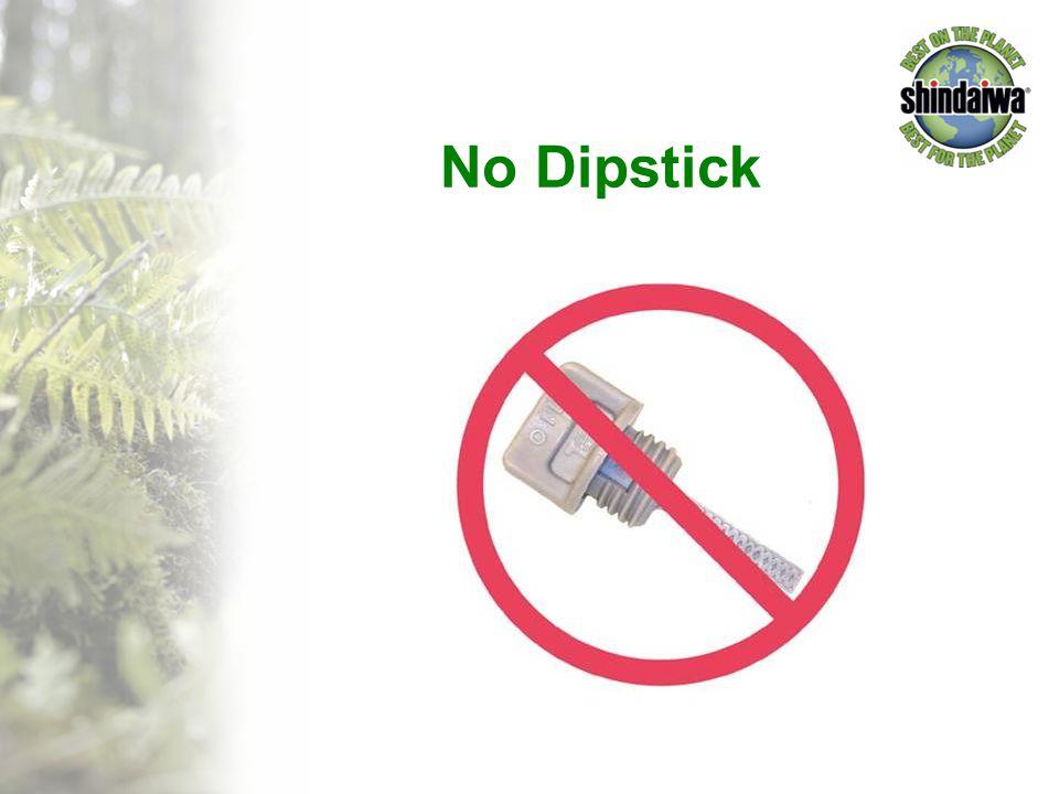 No Dipstick