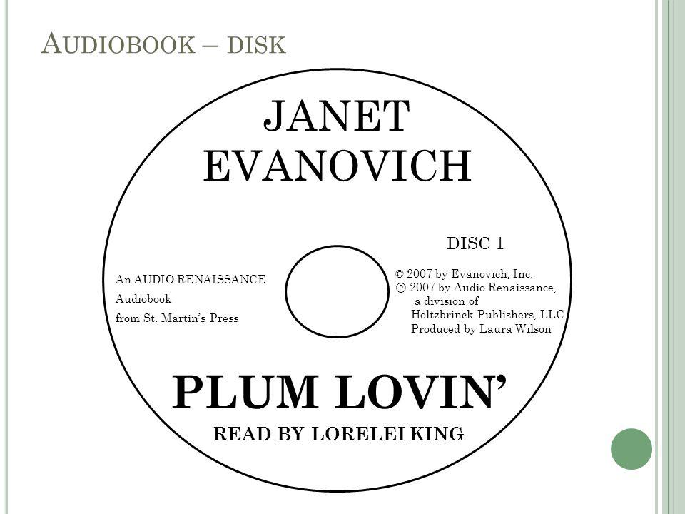 An AUDIO RENAISSANCE Audiobook from St.
