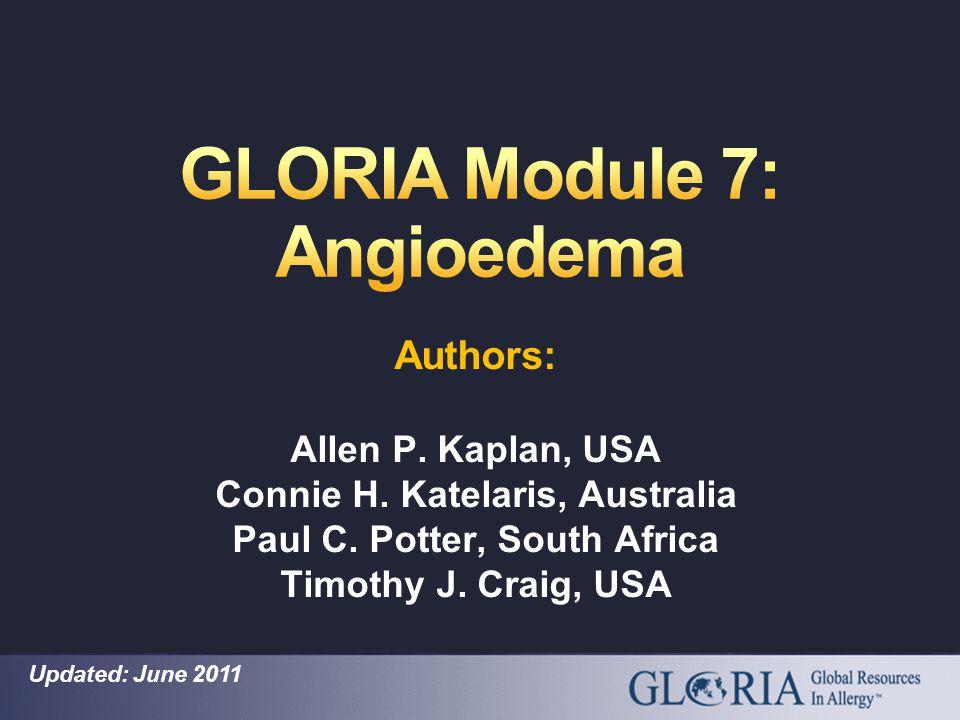 Authors: Allen P. Kaplan, USA Connie H. Katelaris, Australia Paul C.