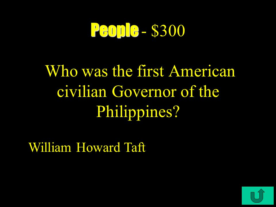 C4-$200 People People - $200 These two men used the tenets of Social Darwinism as their basis for American imperialism.