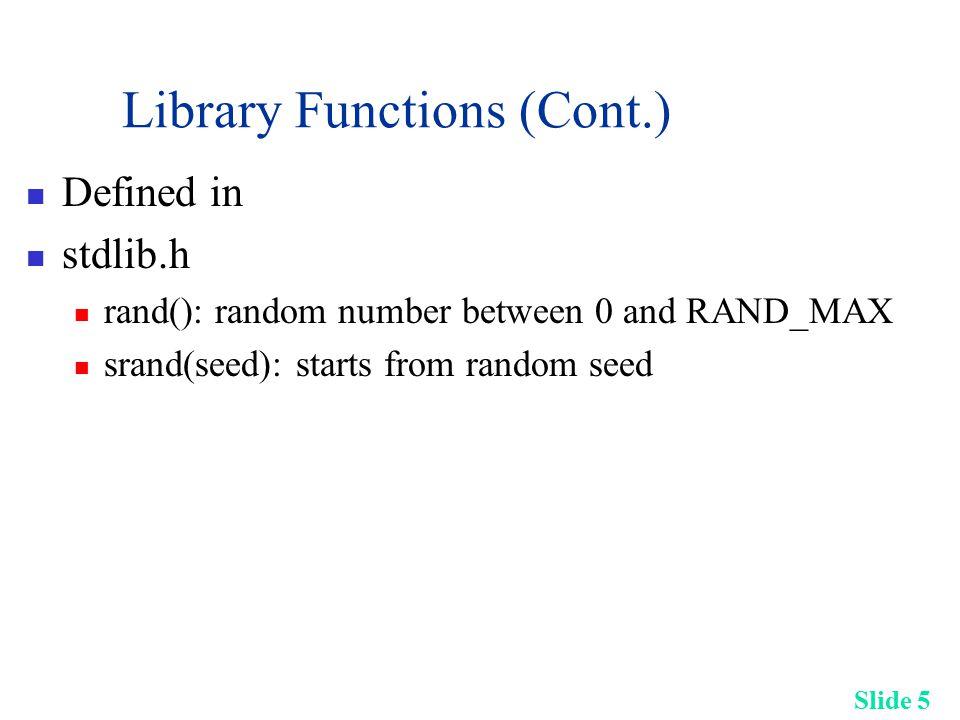 Slide 36 Top-Down Design Example (Cont.) PrintResult (2nd level) PrintHeader (3 rd level) DisplayResult (3rd level)