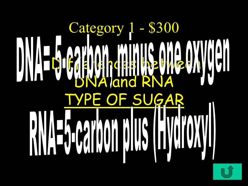 C1-$200 Category 1 - $200 Chromosomes contains sets of