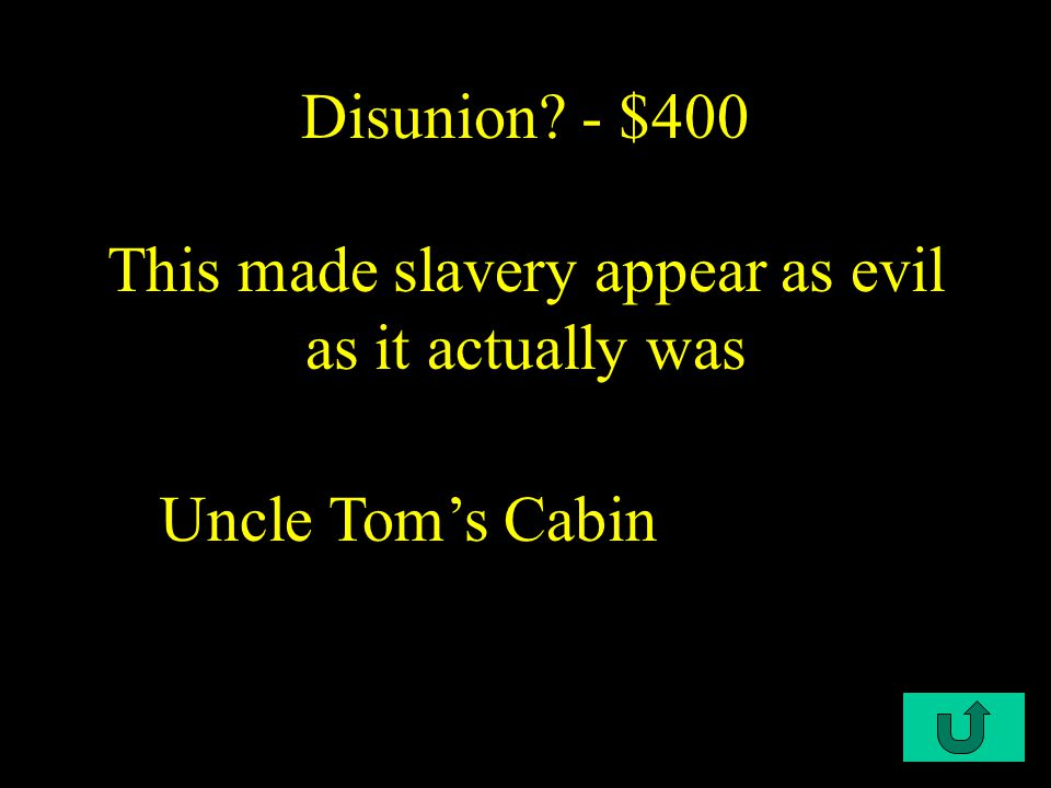 C1-$300 Disunion. - $300 Deeper sources of the antislavery movement came from this.