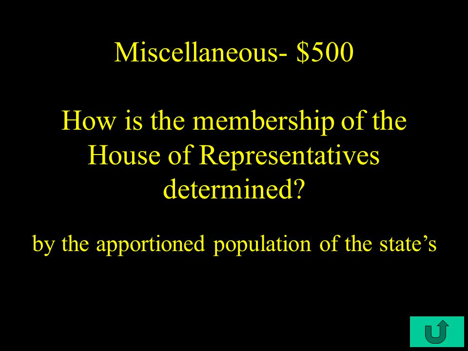 C4-$400 Miscellaneous- $400 What molds the values a person develops Political socialization