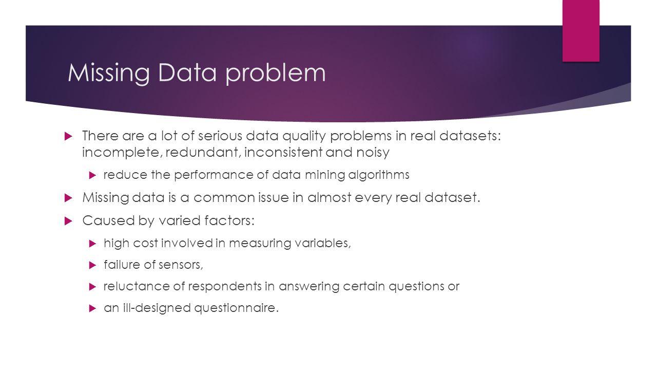 Eliminate data objects