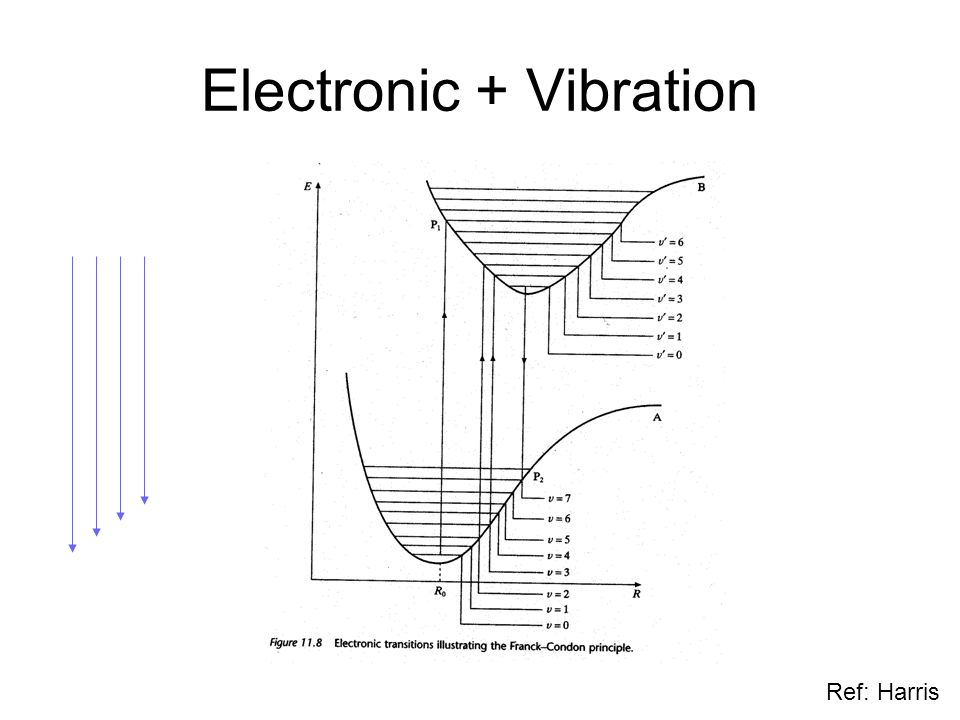 Electronic + Vibration Ref: Harris