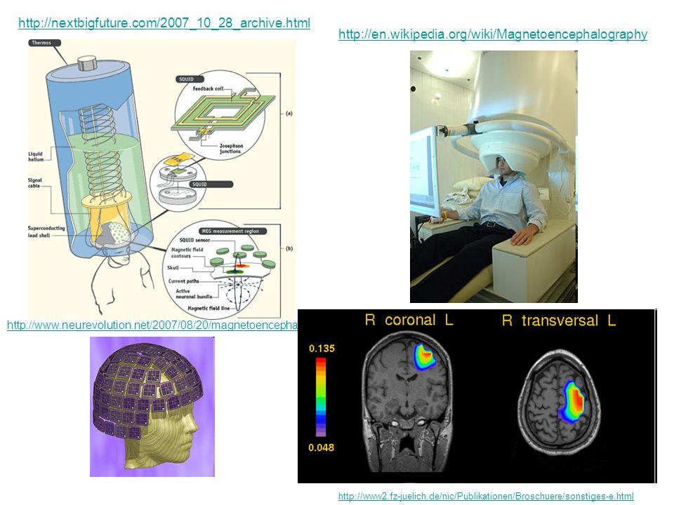 http://en.wikipedia.org/wiki/Magnetoencephalography http://nextbigfuture.com/2007_10_28_archive.html http://www.neurevolution.net/2007/08/20/magnetoen