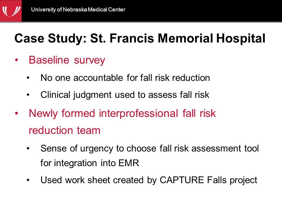 Case Study: St.