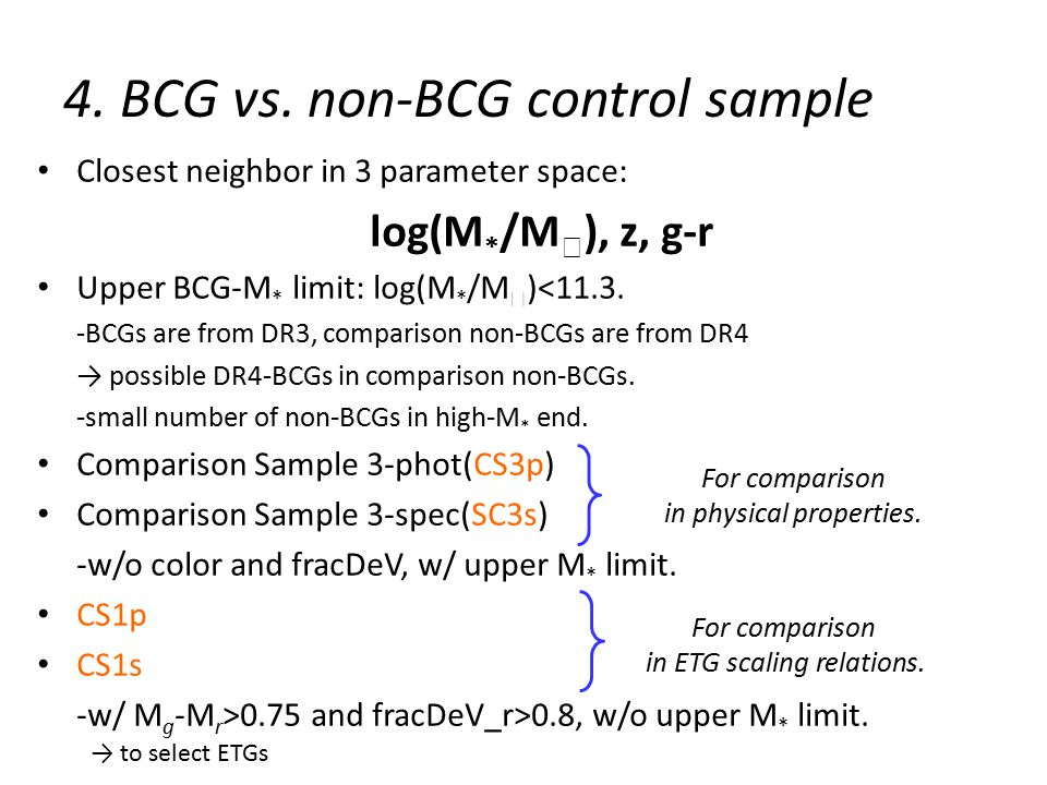 4. BCG vs.