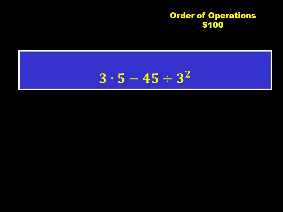 C3 $400 -176 Multiplying / Dividing $400