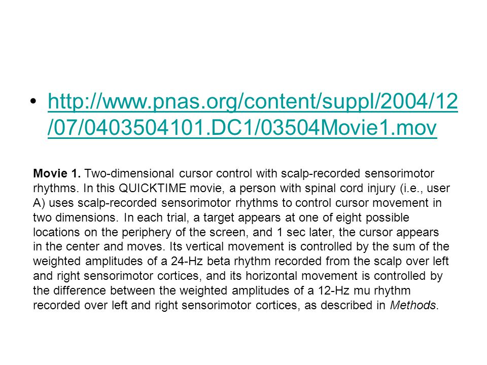 http://www.pnas.org/content/suppl/2004/12 /07/0403504101.DC1/03504Movie1.movhttp://www.pnas.org/content/suppl/2004/12 /07/0403504101.DC1/03504Movie1.mov Movie 1.