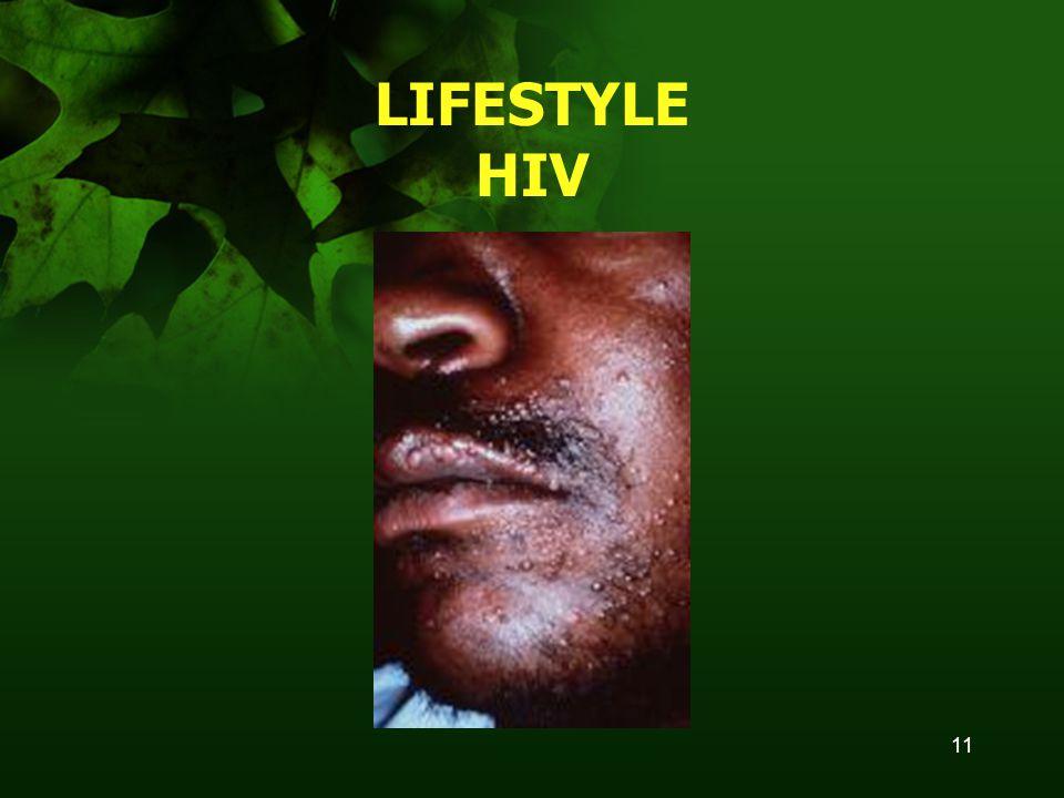 11 LIFESTYLE HIV
