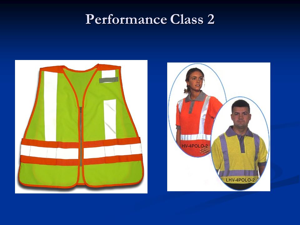 Performance Class 2
