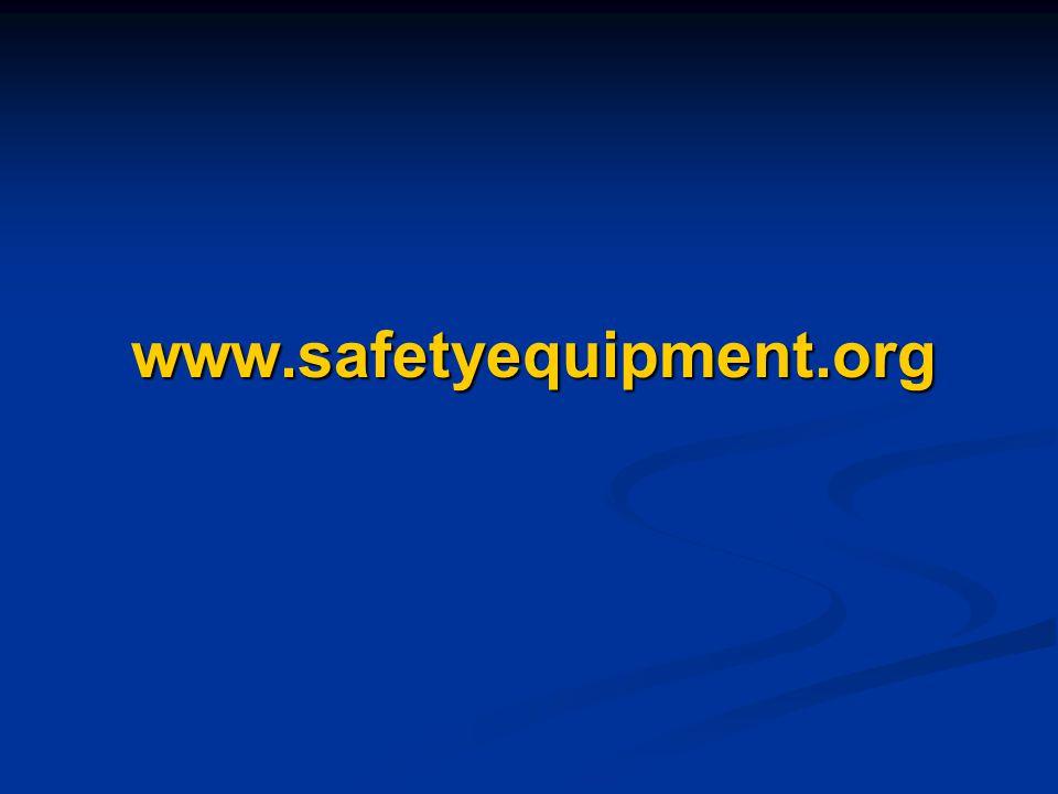 www.safetyequipment.org