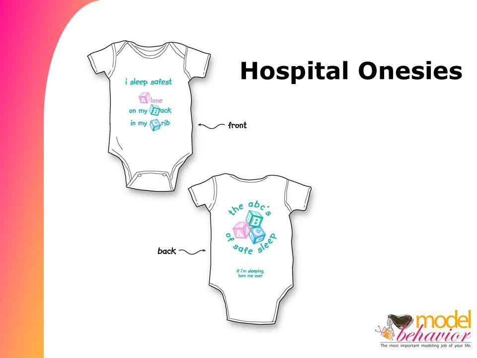 Hospital Onesies