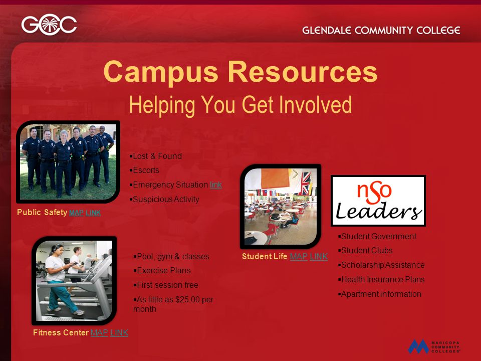 Campus Resources Helping You Get Involved  Lost & Found  Escorts  Emergency Situation linklink  Suspicious Activity Public Safety MAP LINKMAPLINK