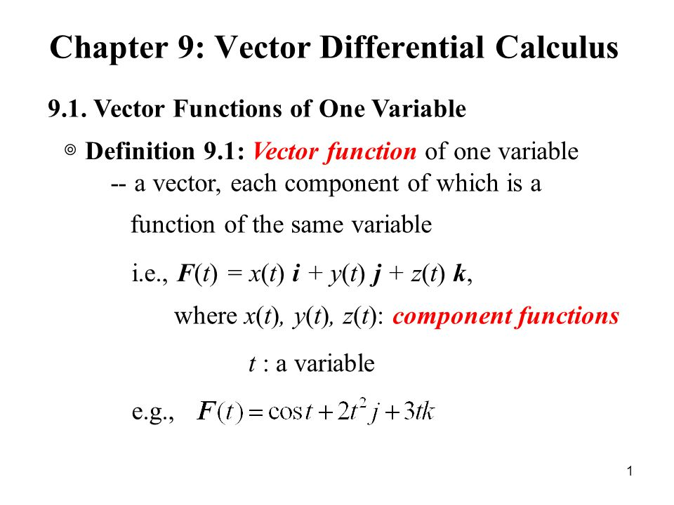 22 Normal component: Acceleration vector: Since, curvature: Unit tangent vector: Unit normal vector: