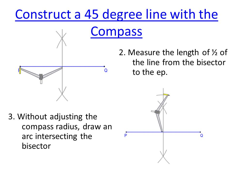 Construct an Arc Tangent to Two Arcs 4.