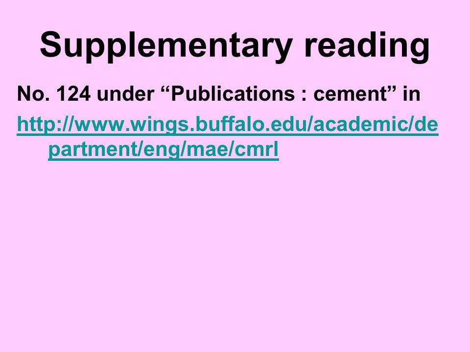 Methods of vibration reduction  Increase damping capacity  Increase stiffness (modulus).