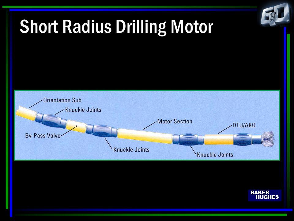 Short Radius Drilling Motor BAKER HUGHES