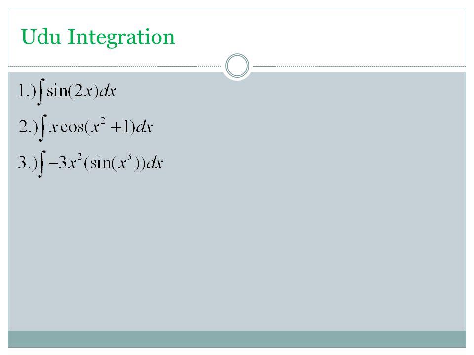 Udu Integration