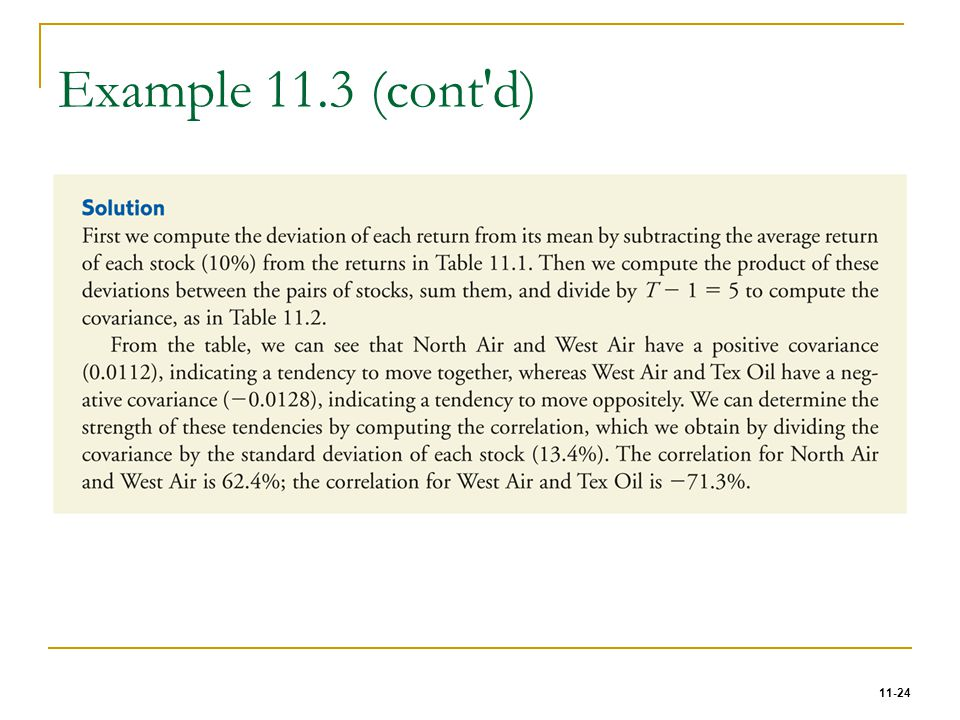 11-24 Example 11.3 (cont'd)