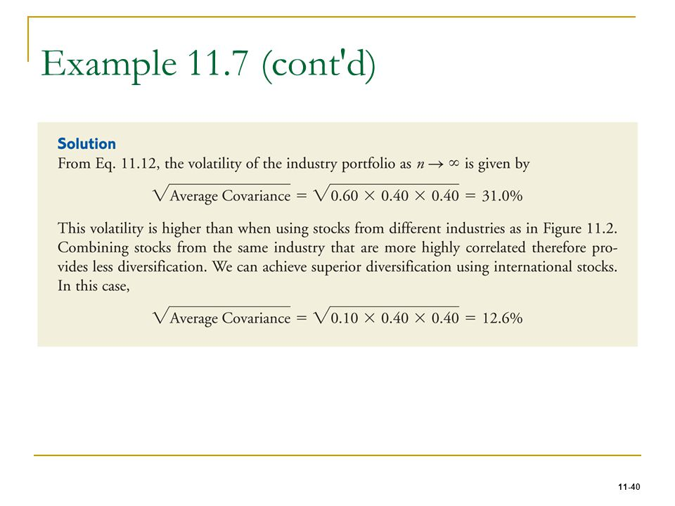 11-40 Example 11.7 (cont'd)
