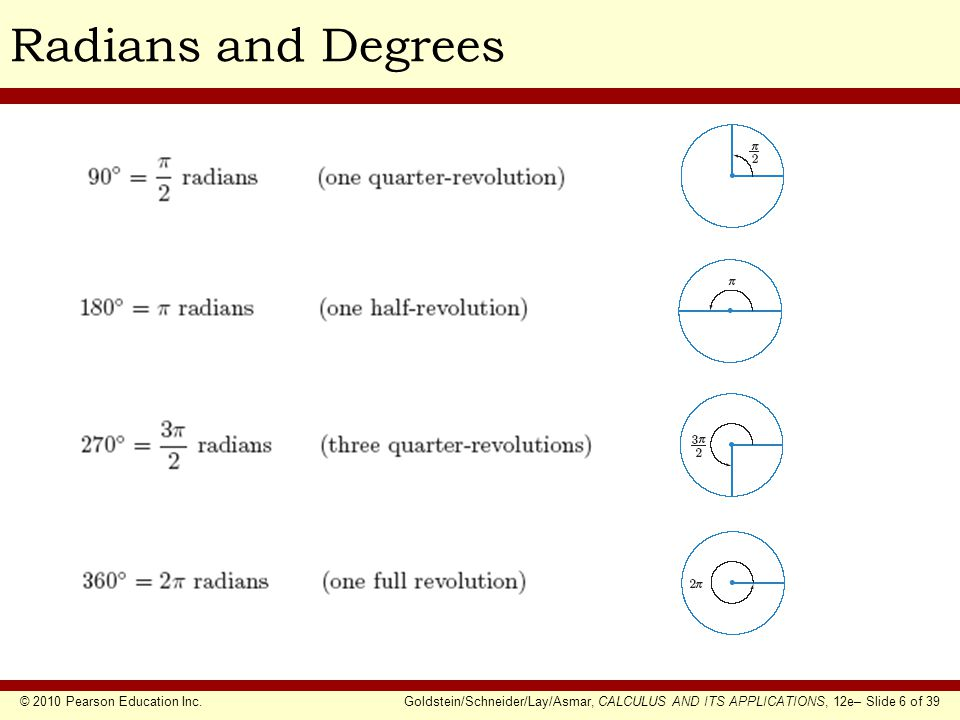 © 2010 Pearson Education Inc.Goldstein/Schneider/Lay/Asmar, CALCULUS AND ITS APPLICATIONS, 12e– Slide 27 of 39 Application of Differentiating & Integrating SineEXAMPLE (Average Temperature) The average weekly temperature in Washington, D.C.