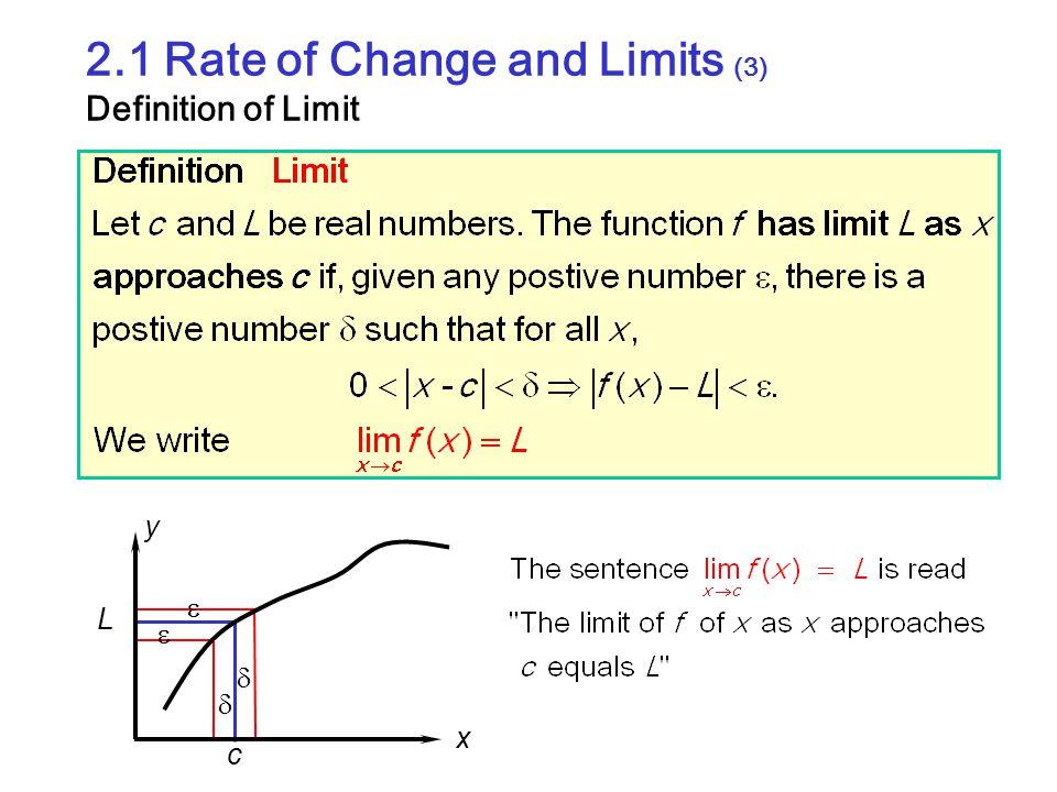 2.2 Limits Involving Infinite (15, Example 5) Infinite Limits as x →a